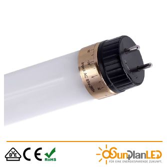 LED Röhre T8  ~  10W  ~  60cm  ~  normal-weiss (4000K) 001
