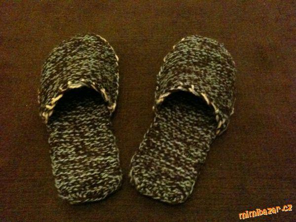 Backory pantofle