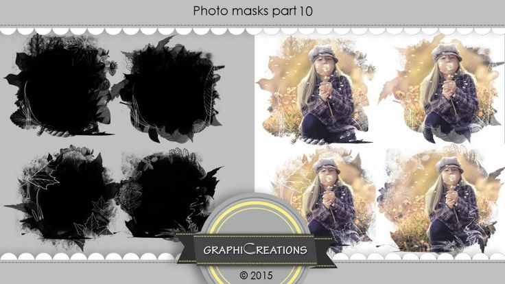 Photo masks part 10 by Graphic Creations