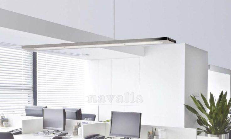 Elegantné závesné LED svietidlo od nášho nového výrobcu - ACB Design zo Španielska. Znížte spotrebu vašej kancelárie