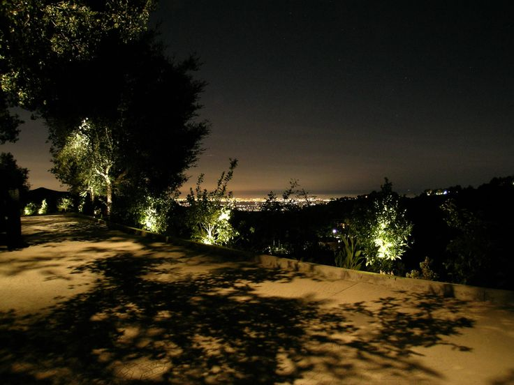Beverly Park, Bella Vista Landscape Lighting By Artistic Illumination