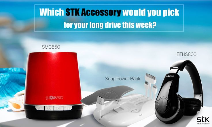 Which #STK #Accessory would you pick for your long drive this week?