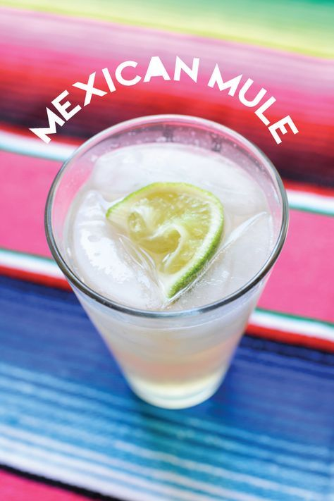 #GingerBeer + #Lime + #Tequila = Mexican Mule // Cupcakes and Cutlery