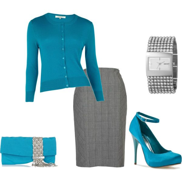 Love this turquoise color