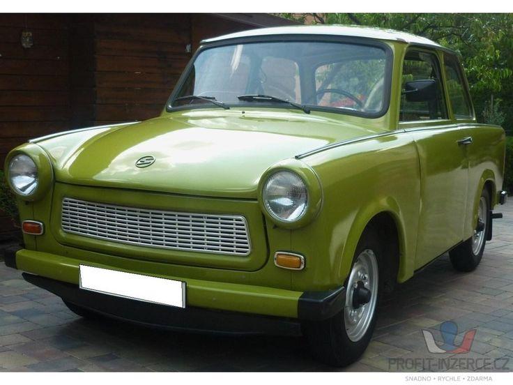 trabant 601 - Rožnov pod Radhoštěm (Vsetín) - prodám | Profit-inzerce.cz