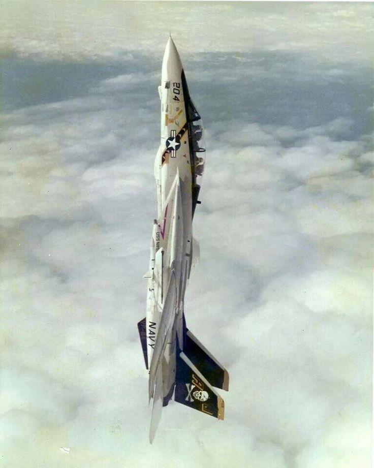 Grumman F-14 of VF-84