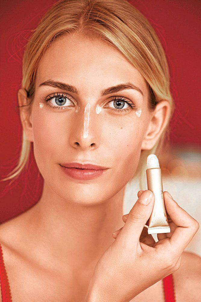 Как нанести утренний макияж за 5 минут – Lisa.ru