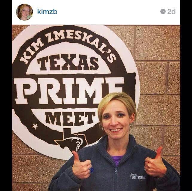 Inside Gymnastics: Kim Zmeskal