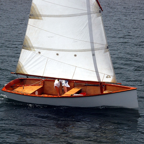 how to build a small wooden boat 1