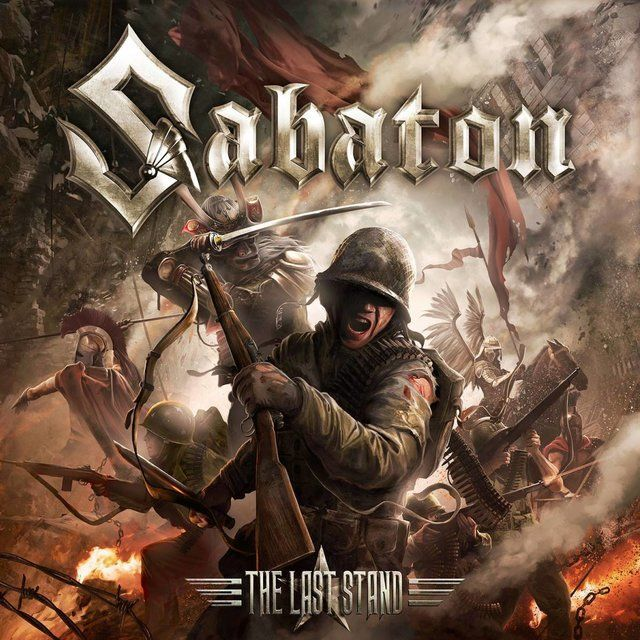SABATON – to release new studio album 'The Last Stand' on August 19th!
