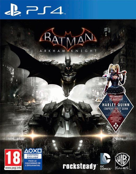 Batman Arkham Knight #Batman #Arkham #Knight #Sony #Playstation #Game #Ps4 #Gamer #Gaming #Player #Playstation4 #Jeux #JeuxVideo https://twitter.com/AmazonProjects https://www.facebook.com/AmazonTeam-1116853291699814/