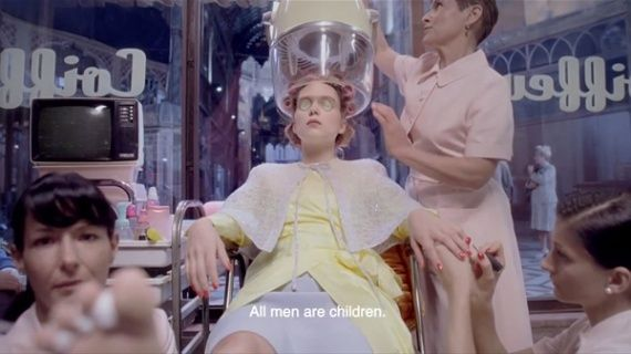 Film Friday's: Prada Candy | Wes Anderson & Roman Coppola | 2013