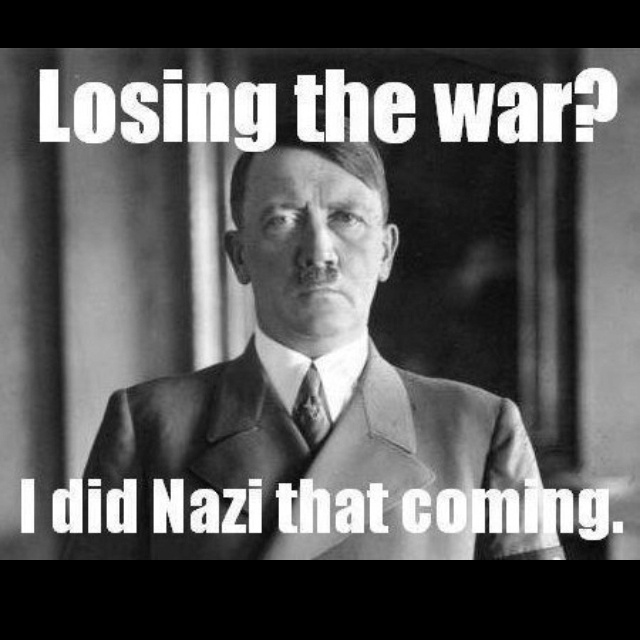 Best 25+ Hitler Jokes Ideas On Pinterest