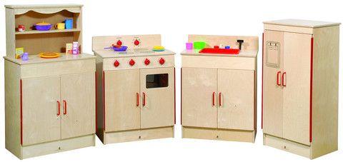 School Age Kitchen Set: Childcare Supplies, Rolls Childcare, Medical Daycares