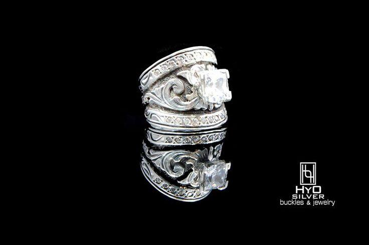 Hy O Silver Weding Rings 01 - Hy O Silver Weding Rings