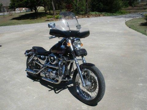 1989 Harley Davidson Sportster 883 Custom for sale