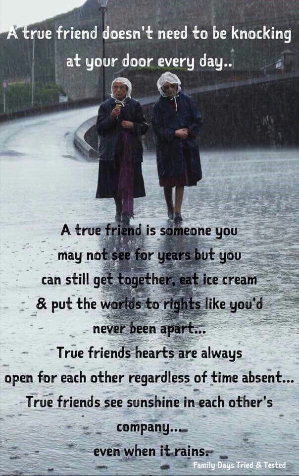 Here's to Suz, Kay, MB, Connie & Peggy...so so true!
