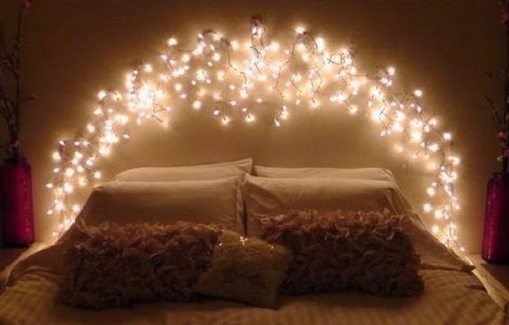 Best String Lights For Bedroom : Best 10+ Fairy lights for bedroom ideas on Pinterest String lights for bedroom, Bedroom light ...
