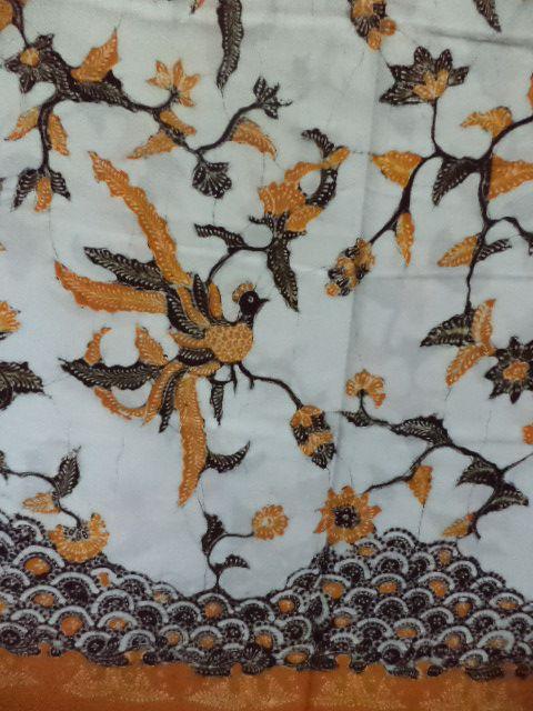 Bahan batik tulis lasem Bahan kain prima IDR 260.000