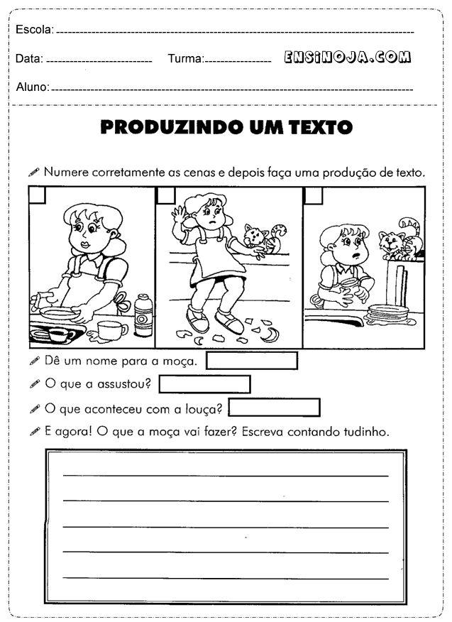 Atividades dePortuguês 1° ano do fundamental para imprimir com ensino de qualidade e facilidade no