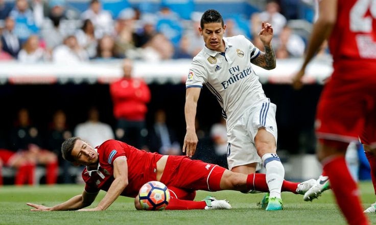 Bayern Munich signs James Rodriguez to 2-year loan deal = After starring at the 2014 FIFA World Cup with Colombia, attacking midfielder James Rodriguez made the move from AS Monaco to Real Madrid. While joining the La Liga side resulted in.....