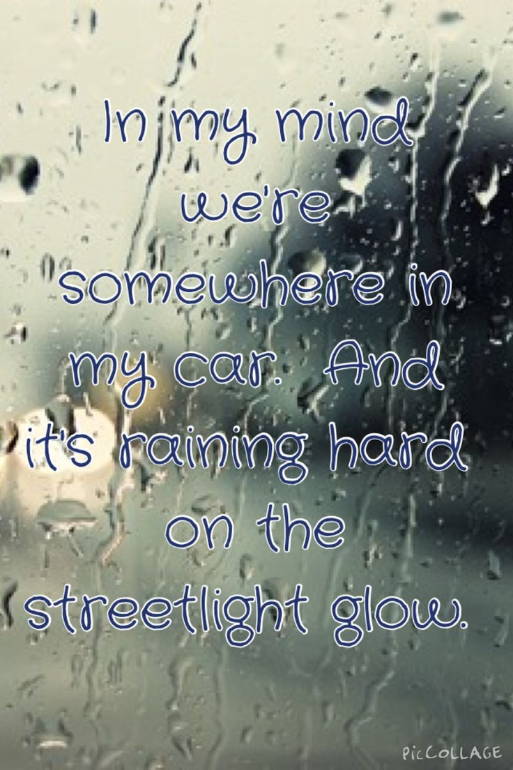 Oh the memories made. Love this song except he is w/ me still...In his car/truck   -Keith urban- somewhere in my car