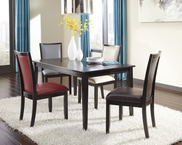 Trishelle   Rectangular Dining Room Table By Ashley Furniture. Get Your  Trishelle   Rectangular Dining Room Table At Furniture Factory Outlet, Warsaw  IN ...