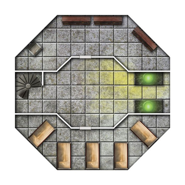 Tower of the four roses first floor by araknophobia on for Floor 2 dungeon map