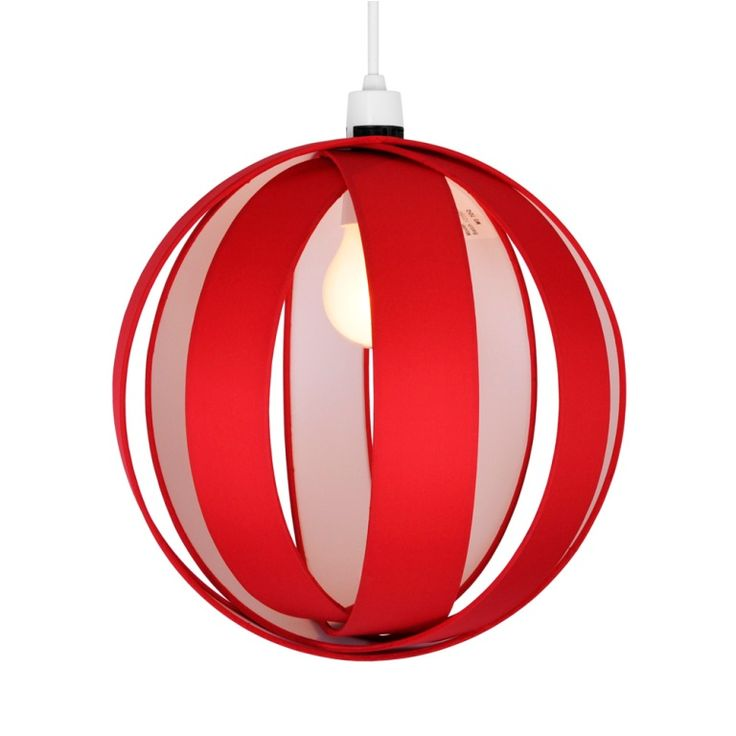 3 Reasons To Choose The Red Lamp Shade