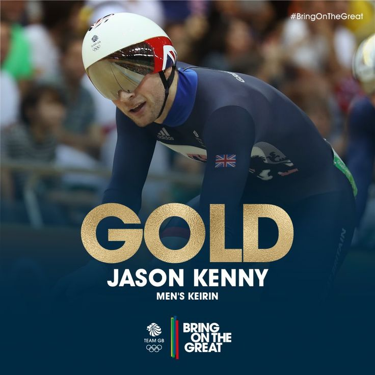 Jason Kenny finally takes Gold in mens keirin