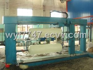 CNG Cylinder Filament Winding Machine (KR300) - China four axis cylinder winding machine;GRP cylinder filament winding machine;FRP cylind...