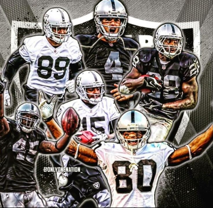 264 best Raiders images on Pinterest Football 4 life and Boxers