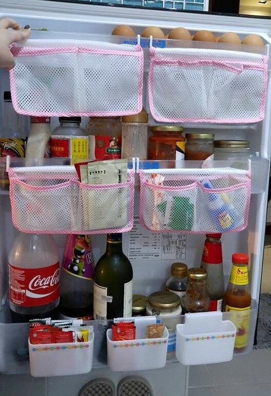 fridge storage kitchen cabinets and countertops kitchen organization diy fridge decor on kitchen organization japanese id=85556
