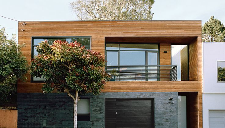 Minute details and judiciously applied materials create a refined home in San Francisco.