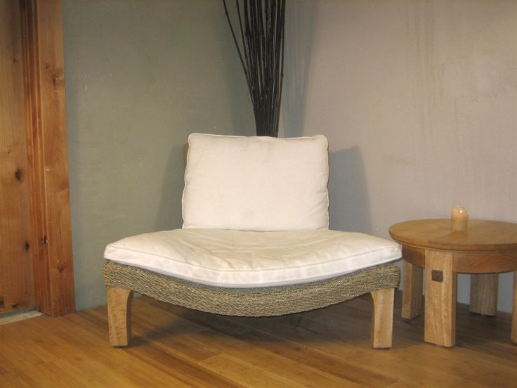 The Seagrass Meditation Chair Is The Perfect Way To Sit In Supportive  Meditation