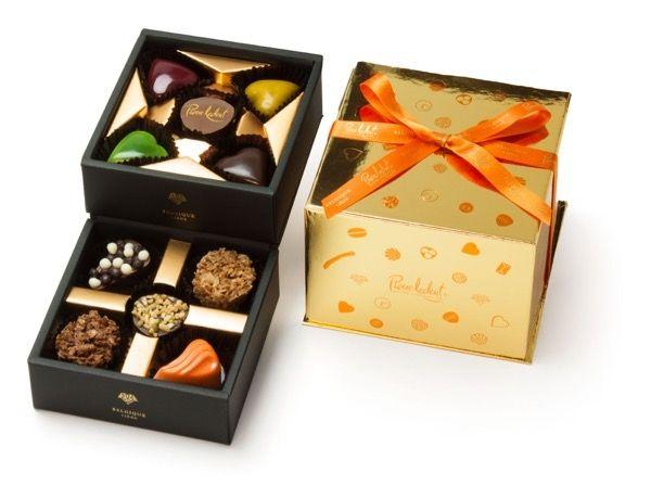 ベルギーの高級ショコラ「ピエール・ルドン」のバレンタイン新商品は煌めく「シャトーブリラント」