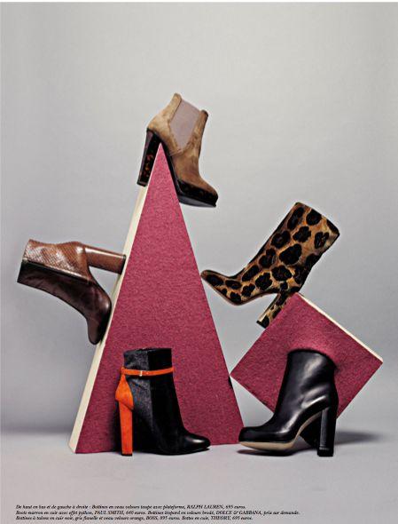 Alix, Boots femme - Marron, 40 EUStudio Paloma