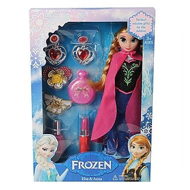 Disney™ Frozen Anna Cosmetic Toy Set. Only at www.pandadeals.co.uk