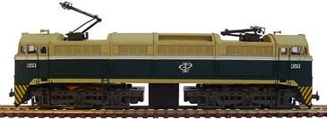 Esta foi a primeira locomotiva elétrica projetada e construída no Brasil nas oficinas da General Electric do Brasil, em Campinas, São Paulo. Foram produzidas 10 unidades para a Cia. Paulista de Estradas de Ferro (CPEF), em 1967, com bitola de 1,60m, potência de 5130 HP e peso de 144 toneladas.