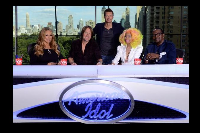 Nicki Minaj was the judge to watch on American Idol last night on Fox. The newly appointed Idol judge showed class, restraint, passion and honesty towards American Idol Contestants! See the full episode!