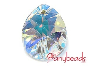 Swarovski Autumn/Winter 2011/12 New Article - 6128 Mini Pear Pendant - Crystal AB