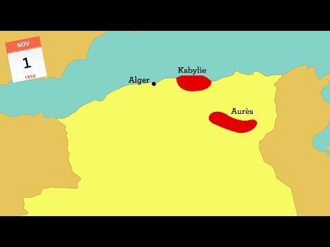 Comprendre les origines de la guerre d'Algérie
