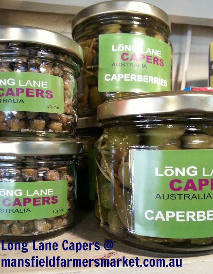 Mansfield Farmers Market - Congratulations to Long Lane Capers on becoming finalists for the second year in a row in the Delicious Produce Awards 2013
