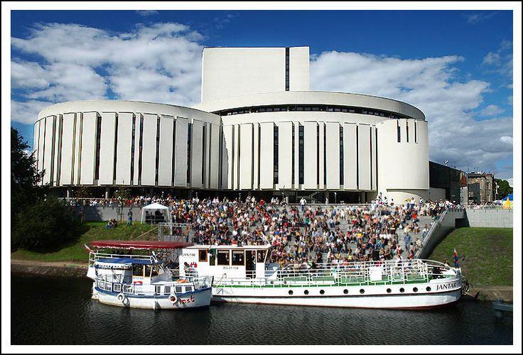 Opera Nova in Bydgoszcz, Poland.