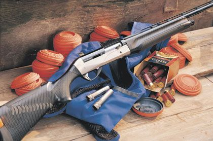 Benelli SuperSport  Semiautomatic Shotgun