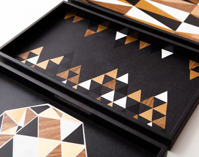Organize Yourself: DIY Geometric Patterned Trays