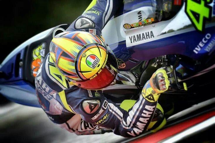 Qualifiying Brno MOTOGP 2013 #VR46