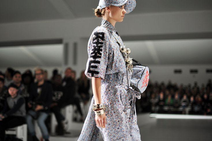 KTZ // London Fashion Week