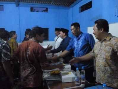 Sosialisasi Rusdiyan di wilayah Karet Tengsin