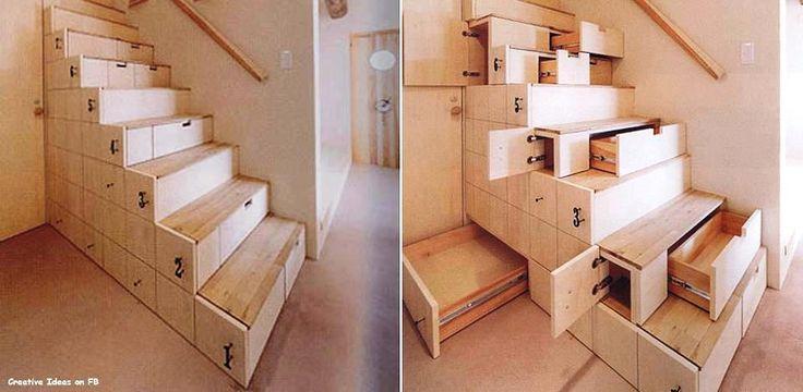 stair space used